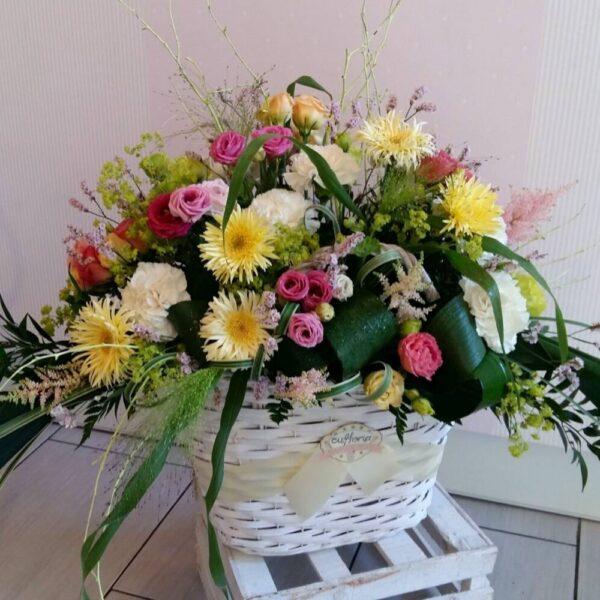 Kosze i koszyki kwiatowe