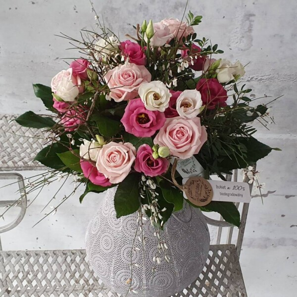 EKO Bukiet kwiatów ciętych – B 3