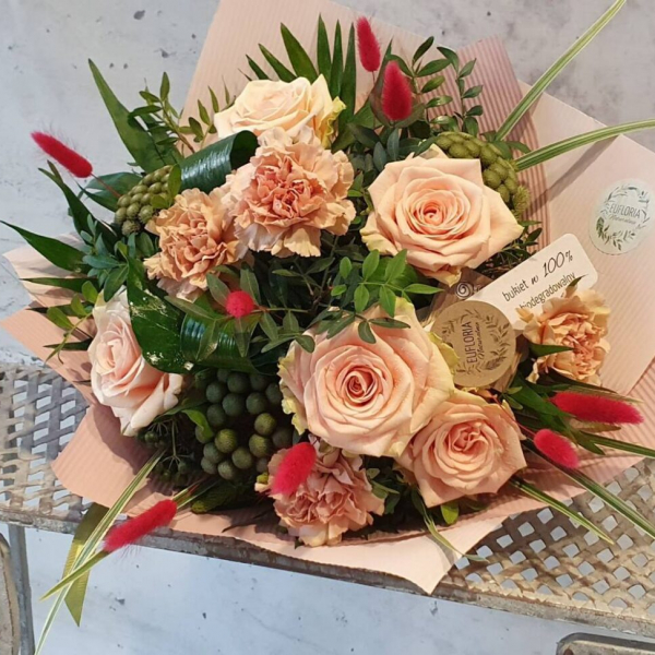 EKO bukiet kwiatów ciętych – B 9