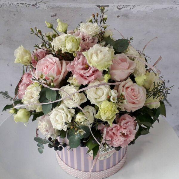 EKO Flower box z kwiatów ciętych – FB 5