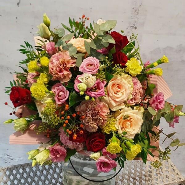 EKO bukiet kwiatów ciętych – B 11